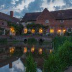 Evening at Flatford Mill by Naomi Ward