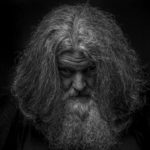 The Bearded Man by Gary Pratt