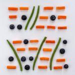 1st – Dots Dashes and Diagonals by Naomi Ward