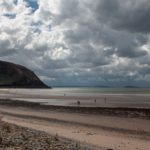 Conwy Sands by Jacqui Sturgeon