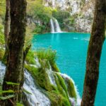 Lake In Plitvice National Park by Naomi Ward