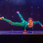 Circus Performer by Naomi Ward