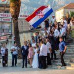 Croatian Wedding by Naomi Ward