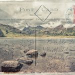 Highly Commended – Postcard Memories From Blea Tarn by Kathryn Graham