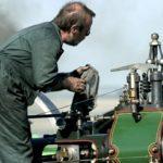 Scene from the Dorset Steam Fair