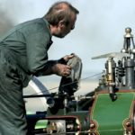 Scene from the Dorset Steam Fair