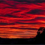 Highly Commended – Dramatic Sunset in Andalucia by Terry Redman