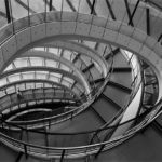 Stairscase At City Hall, London