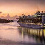 Night Cruise Ahead by Martyn Sharp