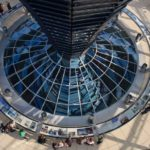 Reflections at the Reichstag, Germany by Brian Jones