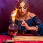 The Fortune Teller by Basil Groundsell