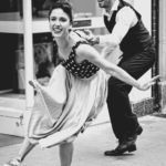 Street Lindy Hop by Kerry Turner