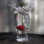 Strawberry Splash by Martyn Sharp