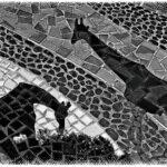 Urban Giraffes by Wendy Collens