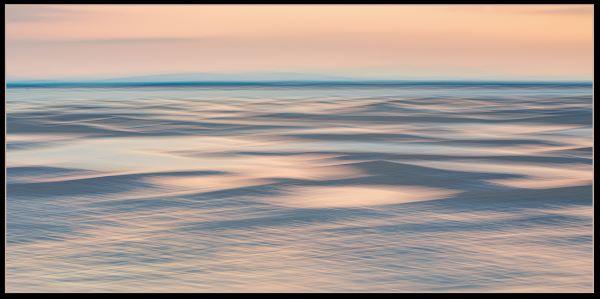 Sunset Sea by Kathryn Graham
